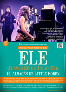 Ele en Little Bobby