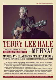 Terry Lee Hale en Little Bobby