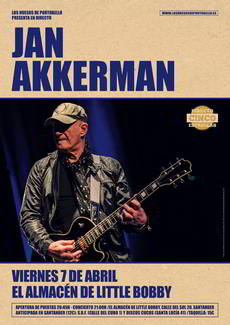 Jan Akkermann en Little Bobby
