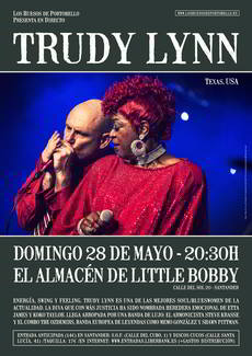 Trudy Lynn en Little Bobby
