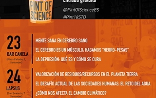 pint of science en santander