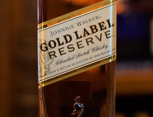 JOHNNIE WALKER GOLD LABEL (W. BLENDED)