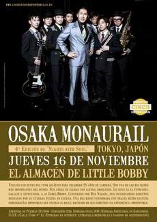 Osaka Monaurail en Little Bobby