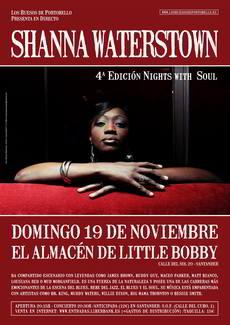 Shanna Waterstown en Santander