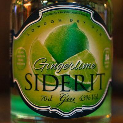 Dónde comprar Siderit Gingerlime en Santander