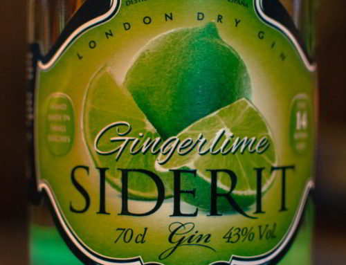SIDERIT GINGERLIME