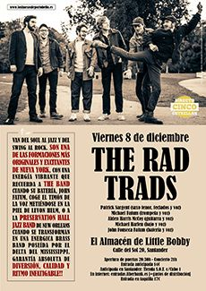 The Rad Trads en Little Bobby