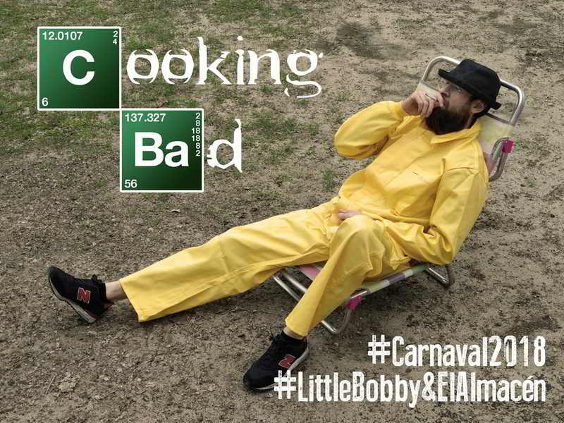 Breaking Bar y Walter White llegan a Santander