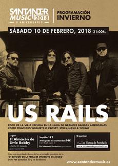 US Rails en Santander