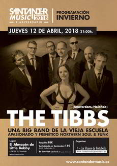 The Tibbs en Santander
