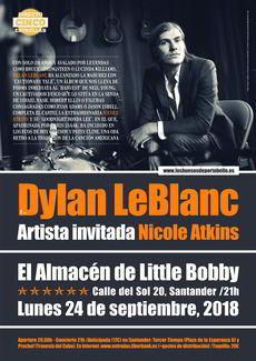 Dylan LeBlanc en Santander