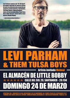 Levi Parham & Them Tulsa Boys en Santander