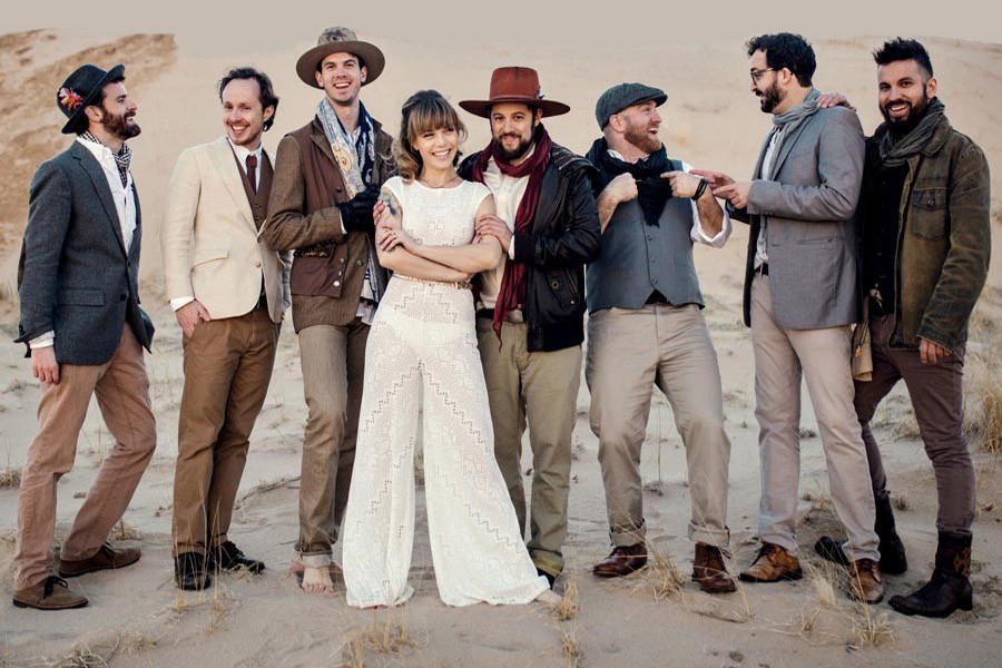 The Dustbowl Revival en Santander