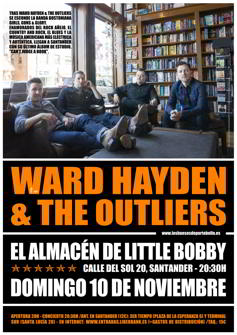 Ward Hayden and The Outliers