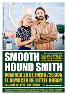 Smooth Hound Smith en Little Bobby