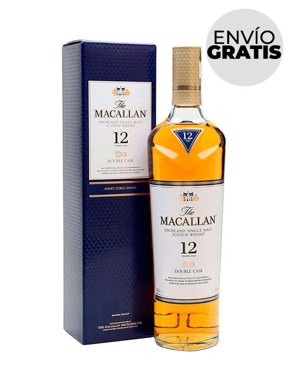Whisky Macallan 12 años