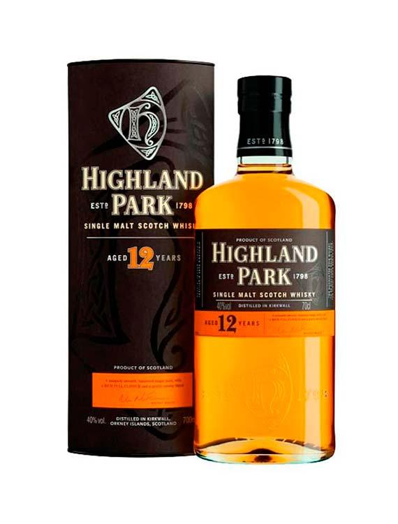 Comprar Whisky Highland Park 12 años