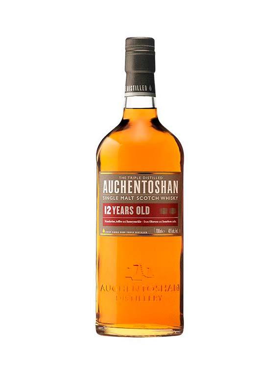 Whisky Auchentosan 12 años