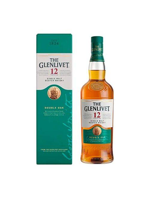 Comprar Whisky Glenlivet 12 años