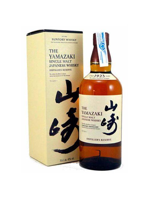 Comprar Whisky Yamazaki Distillers Reserve