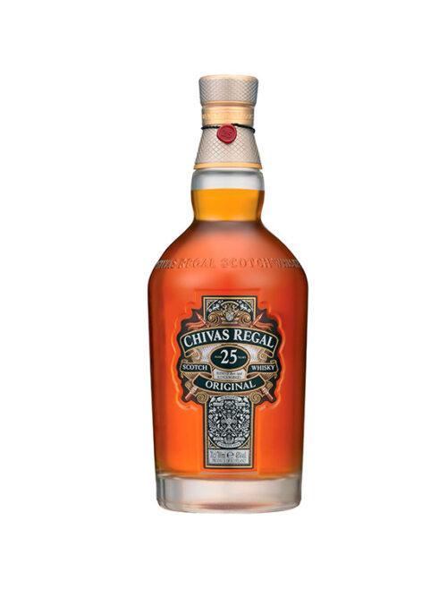 whisky chivas 25