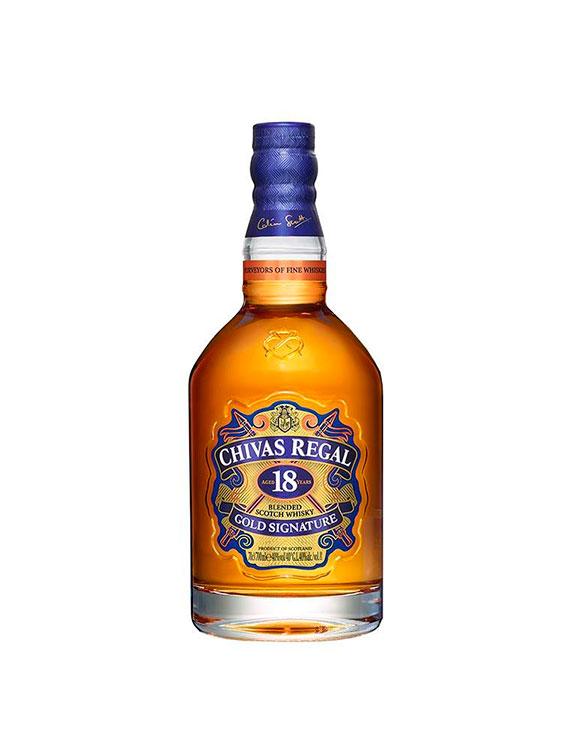 whisky chivas 18