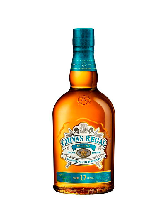 whisky chivas regal mizunara