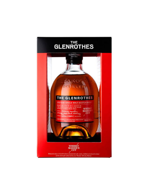 whisky glenrothes makers cut
