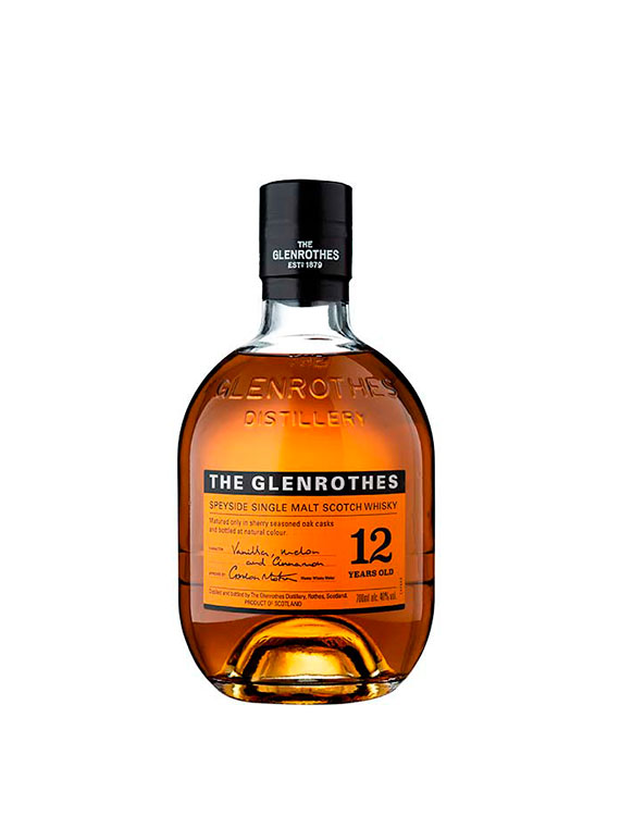 whisky the glenrothes 12
