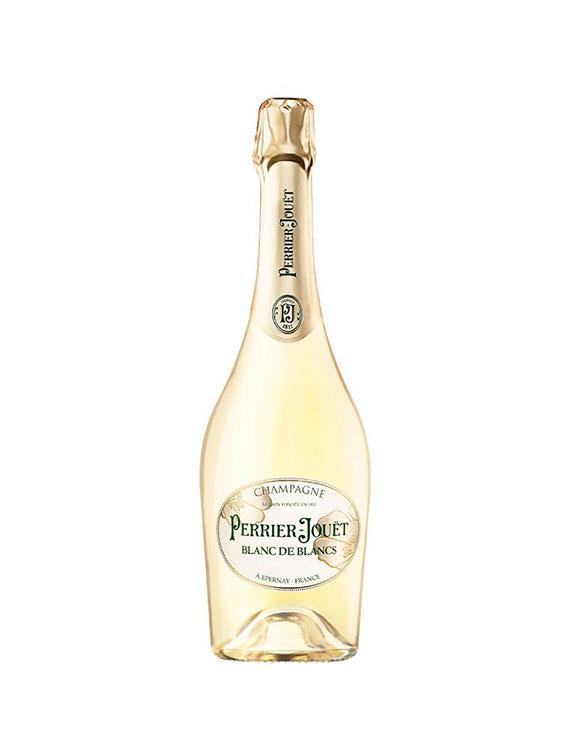 champagne perrier jouet blanc de blancs