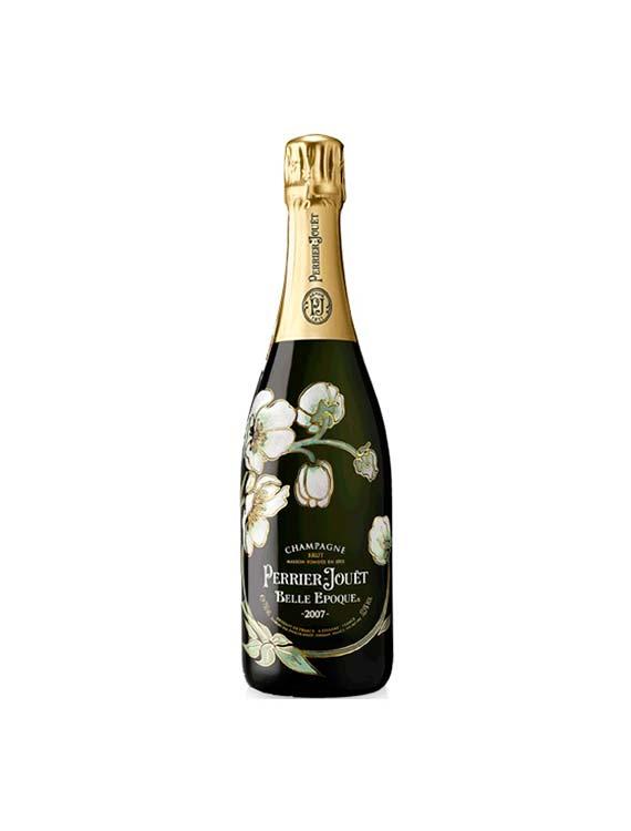 Champagne Perrier Jouët Cuvée Belle Époque