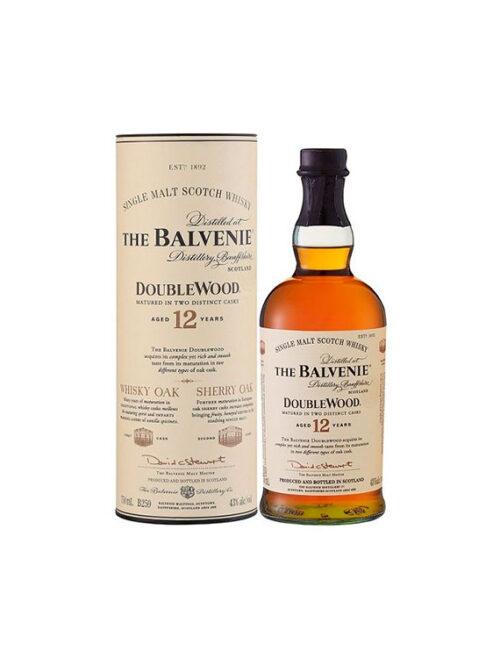 whisky balvenie 12